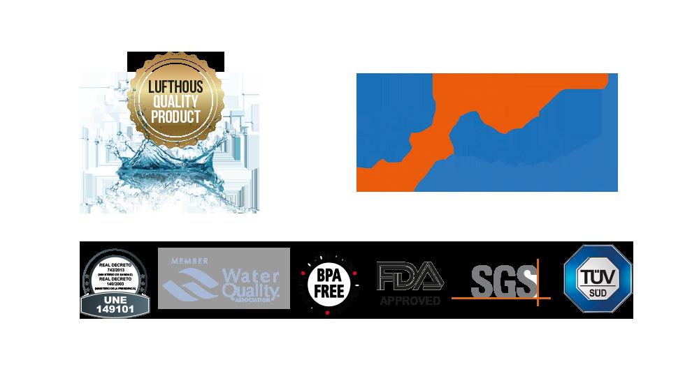 LUFTHOUS - PRODUCTOS LUFTHOUS - HYDRONIK H2 LIVE - AGUA HIDROGENADA - WATER EVOLUTION - H2O - ANTIOXIDANTE