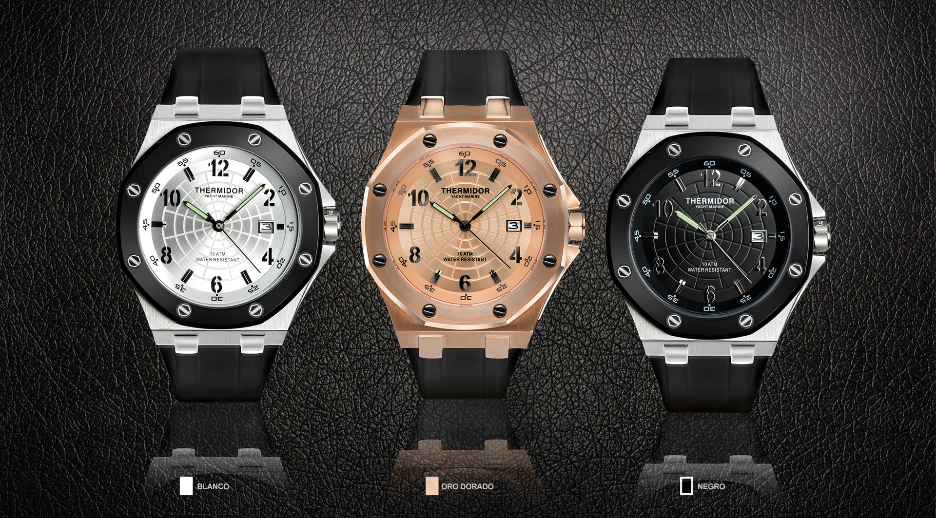 PRODUCTOS LUFTHOUS - RELOJES - THERMIDOR - RELOJES YACHT MARINE - LUFTHOUS