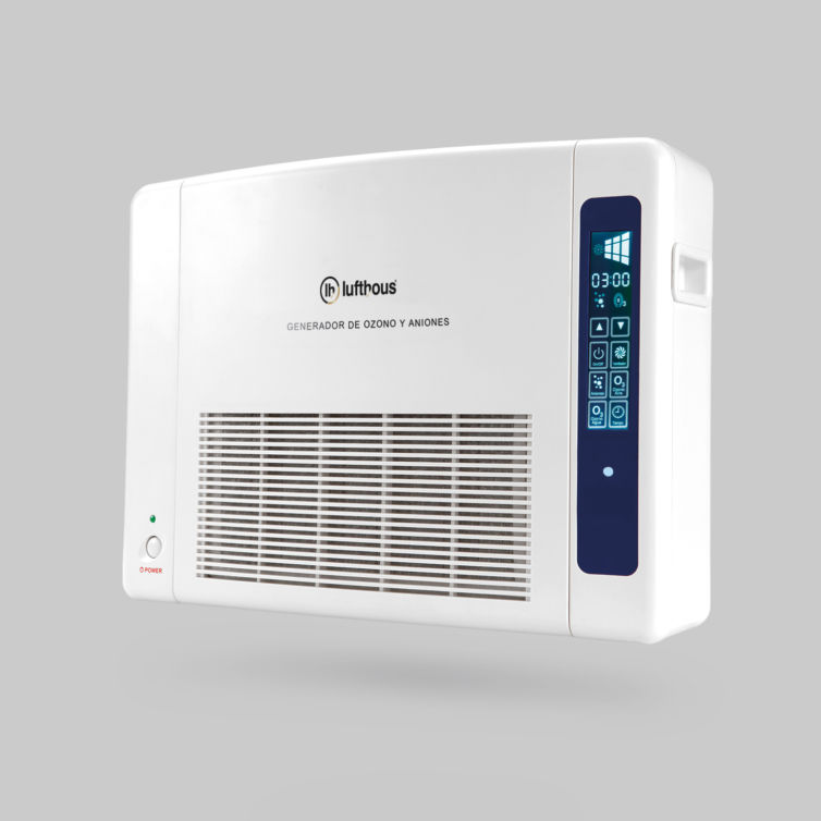 generador de ozono o3 (evo1) lufthous
