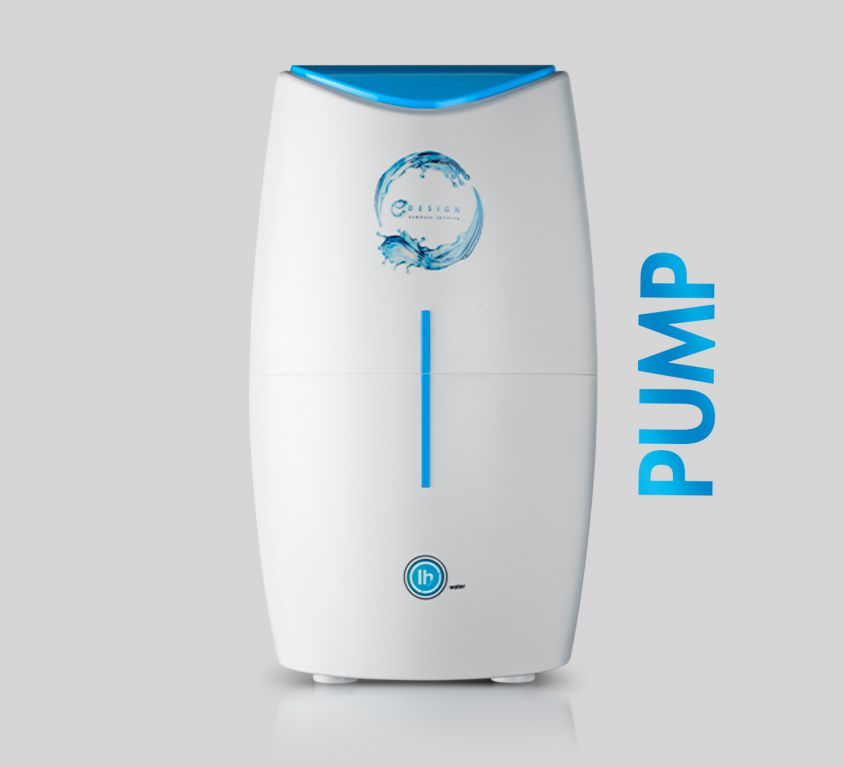 ÓSMOSIS EDESIGN PUMP