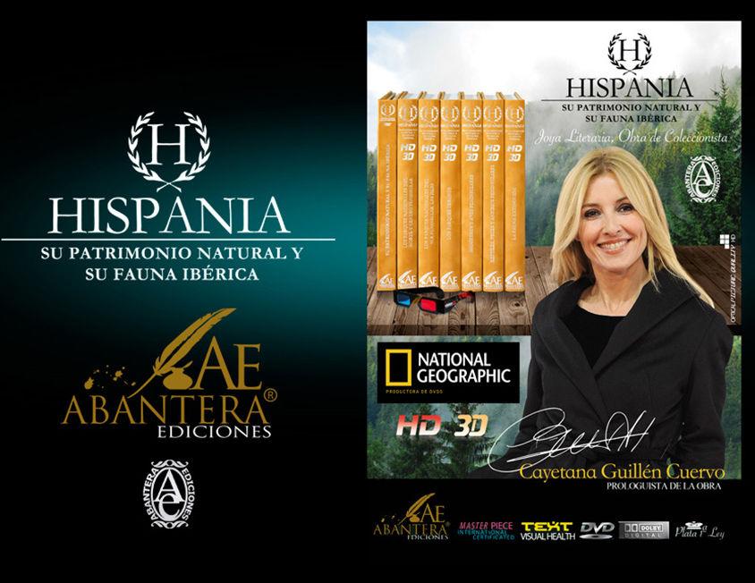 Hispania, Su Patrimonio Natural y Su Fauna Ibérica