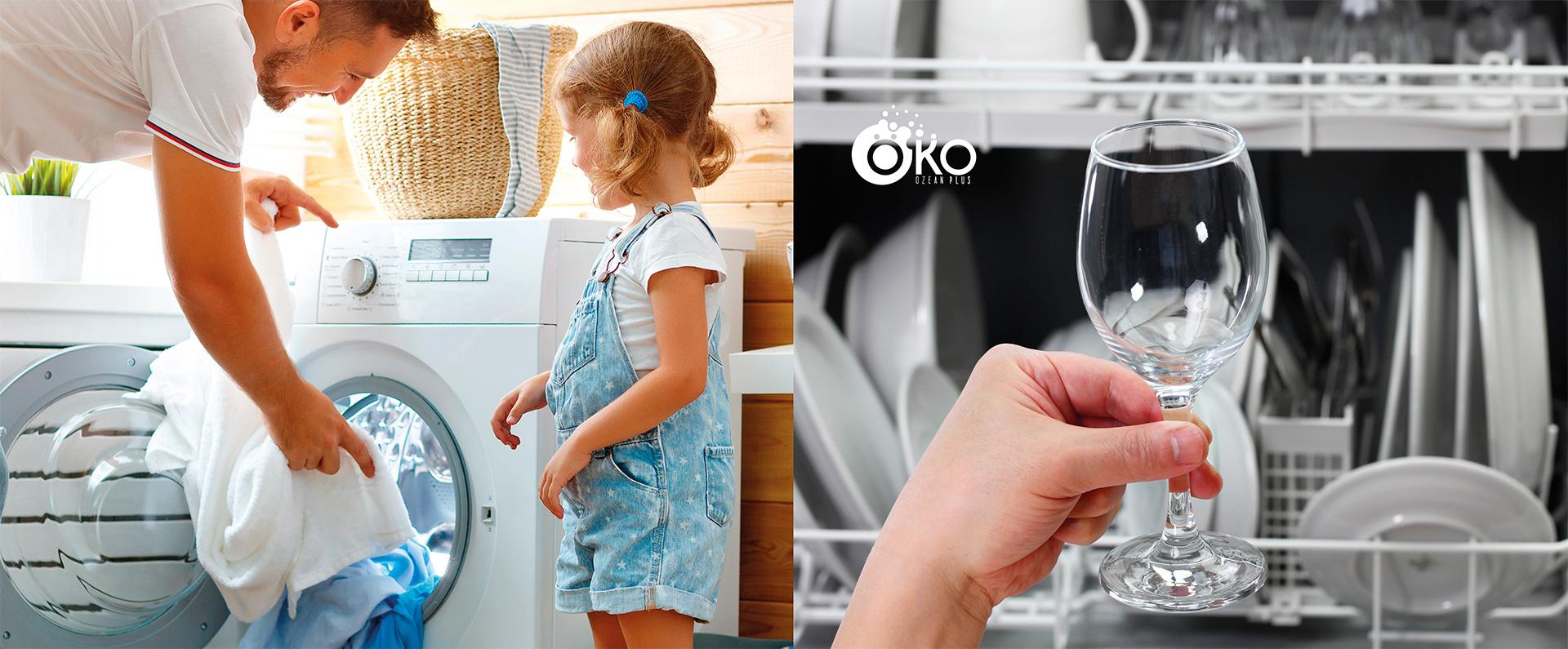 LUFTHOUS - OKO OZEAN PLUS - PRODUCTOS LUFTHOUS - FILTRADORES DE AIRE - OZONO - COCINA - LAVADORA - LAVAVAJILLAS