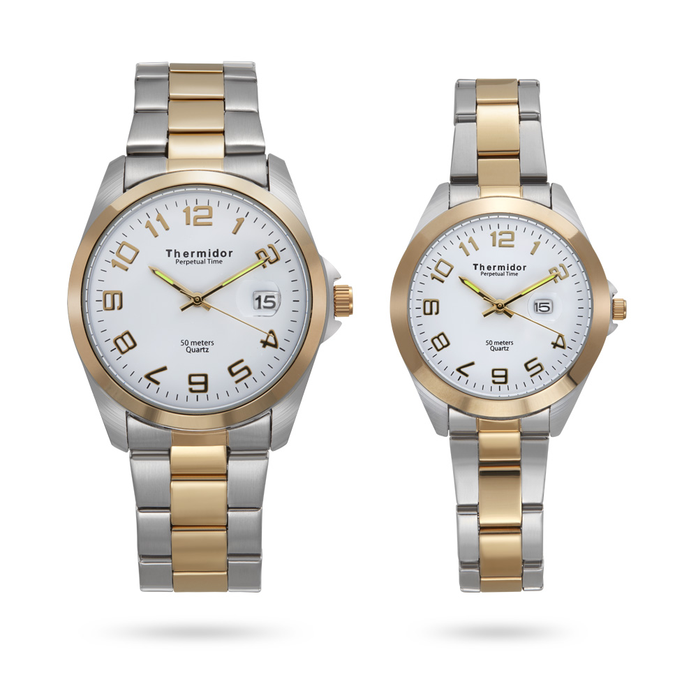 PRODUCTOS LUFTHOUS - LUFTHOUS - RELOJES - RELOJ THERMIDOR NEW PERPETUAL TIME - THERMIDOR - HOMBRE Y MUJER