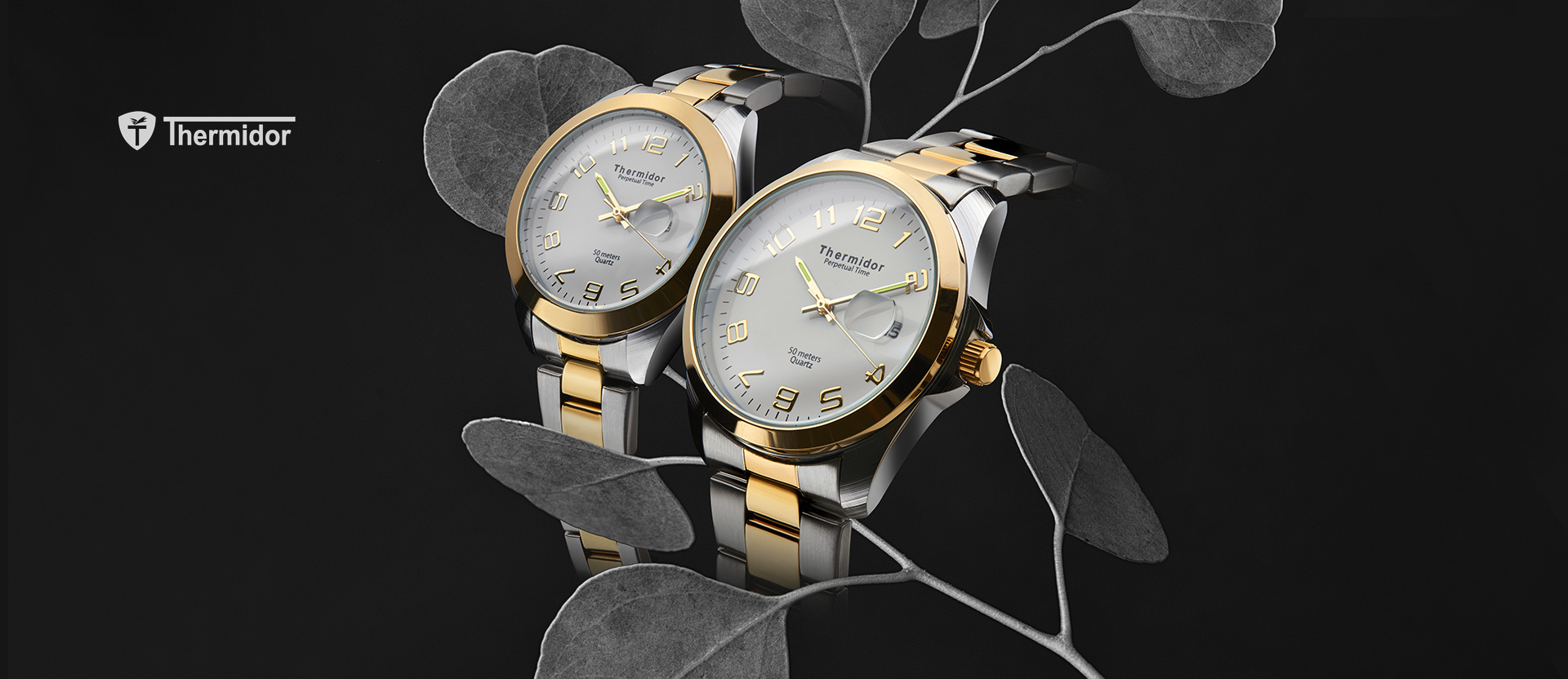 PRODUCTOS LUFTHOUS - LUFTHOUS - RELOJES - RELOJ THERMIDOR NEW PERPETUAL TIME - THERMIDOR