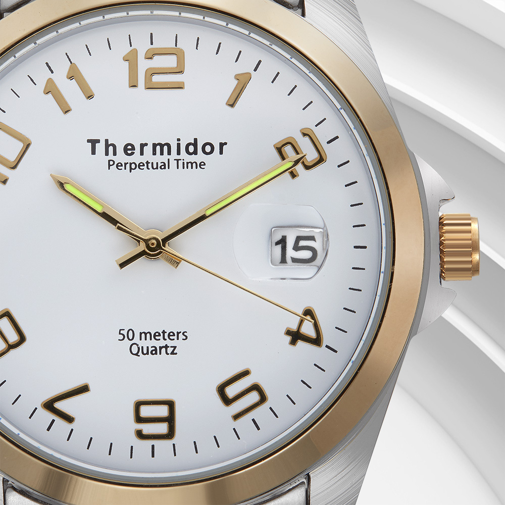 PRODUCTOS LUFTHOUS - LUFTHOUS - RELOJES - THERMIDOR - RELOJ THERMIDOR NEW PERPETUAL TIME
