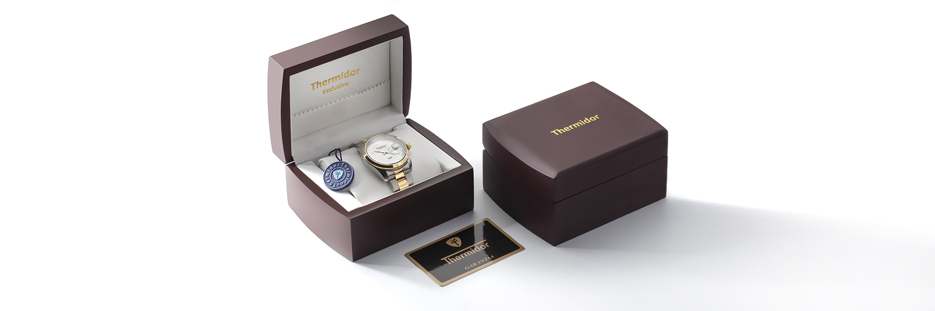 RELOJ THERMIDOR NEW PERPETUAL TIME - LUFTHOUS - RELOJES - PRODUCTOS LUFTHOUS - THERMIDOR