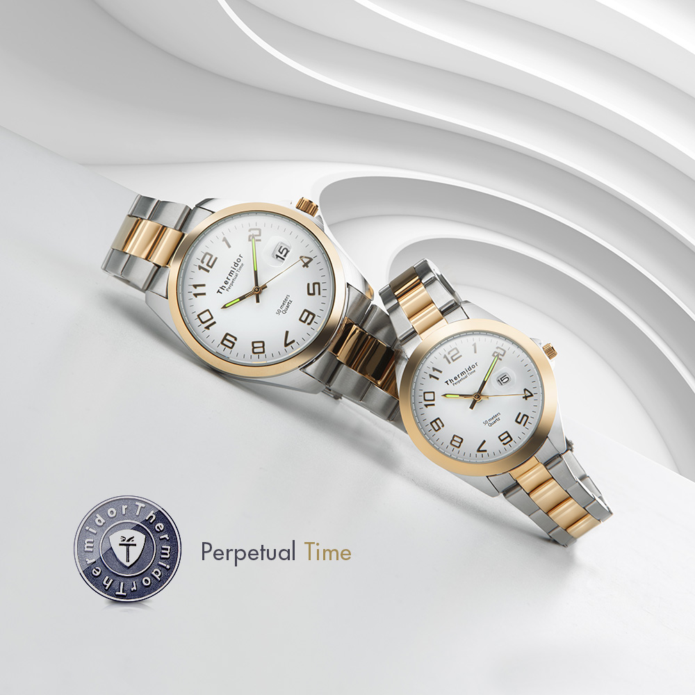 RELOJ THERMIDOR NEW PERPETUAL TIME - PRODUCTOS LUFTHOUS - LUFTHOUS - RELOJES - THERMIDOR